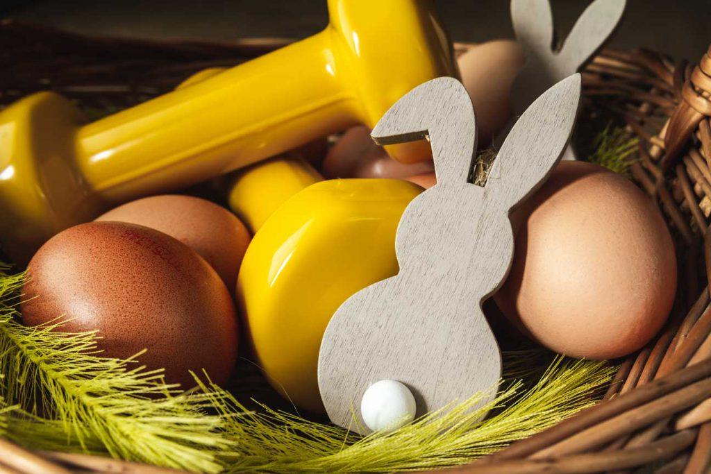 święta Wielkanocne, a trening i dieta