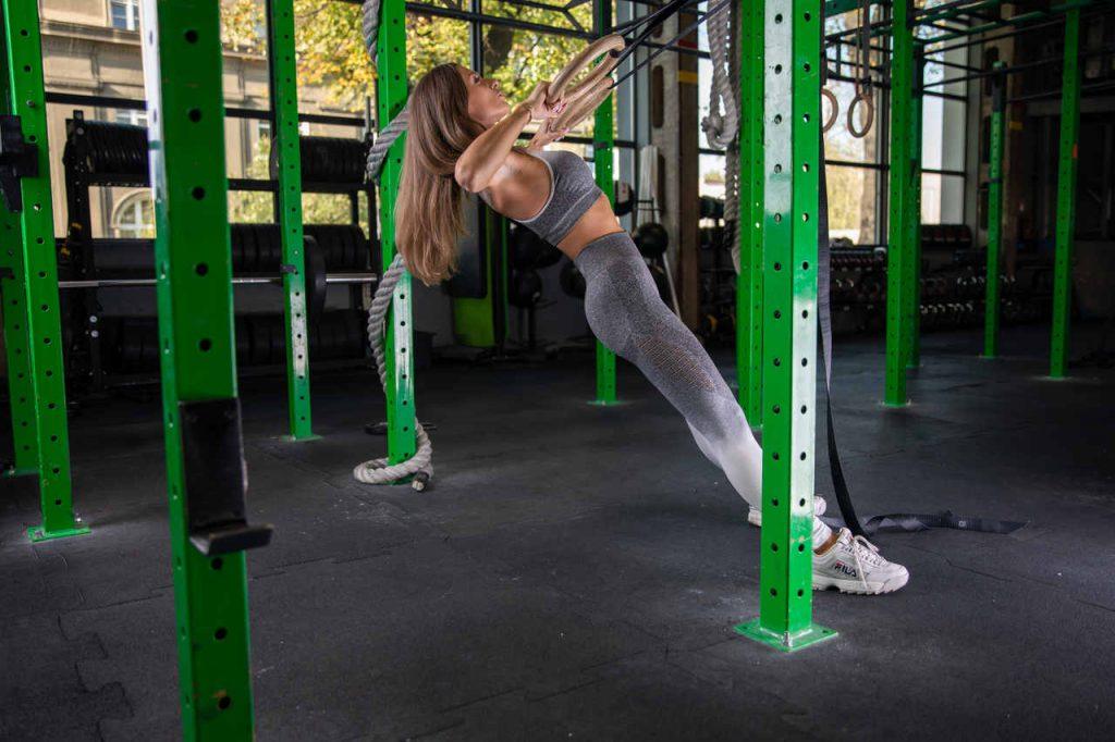 Wpływ treningu siłowego na pewność siebie